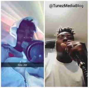 Reekado Banks Drowns Himself In Alcohol (Photos, Video)